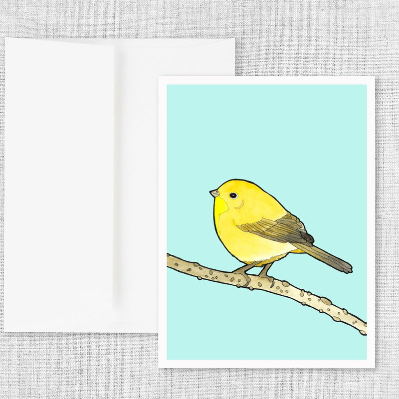 Birds of North America Greeting Card