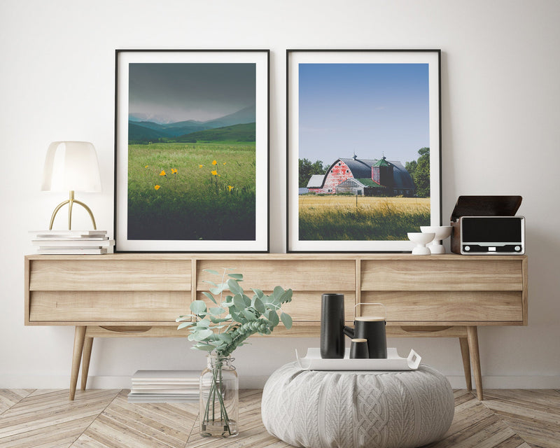 Photography Print Set - 12x12 or 12x18