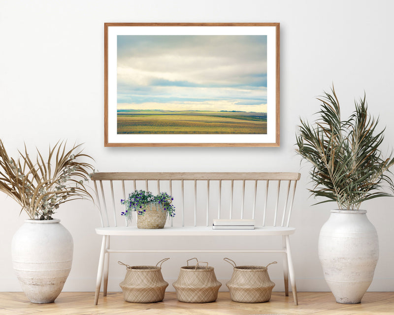 Extra Large Framed Photography