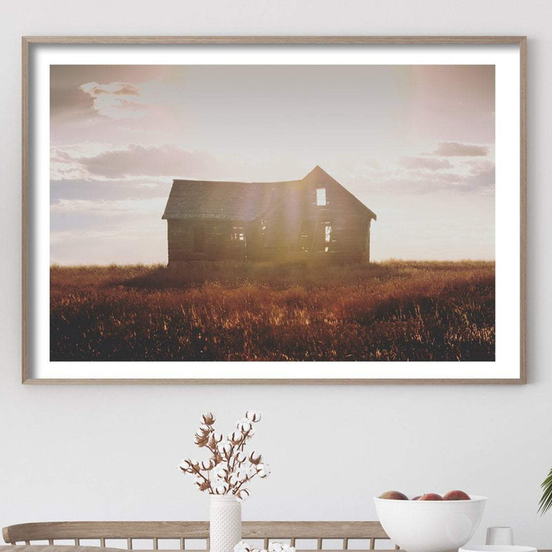 Abandoned Farmhouse Photography