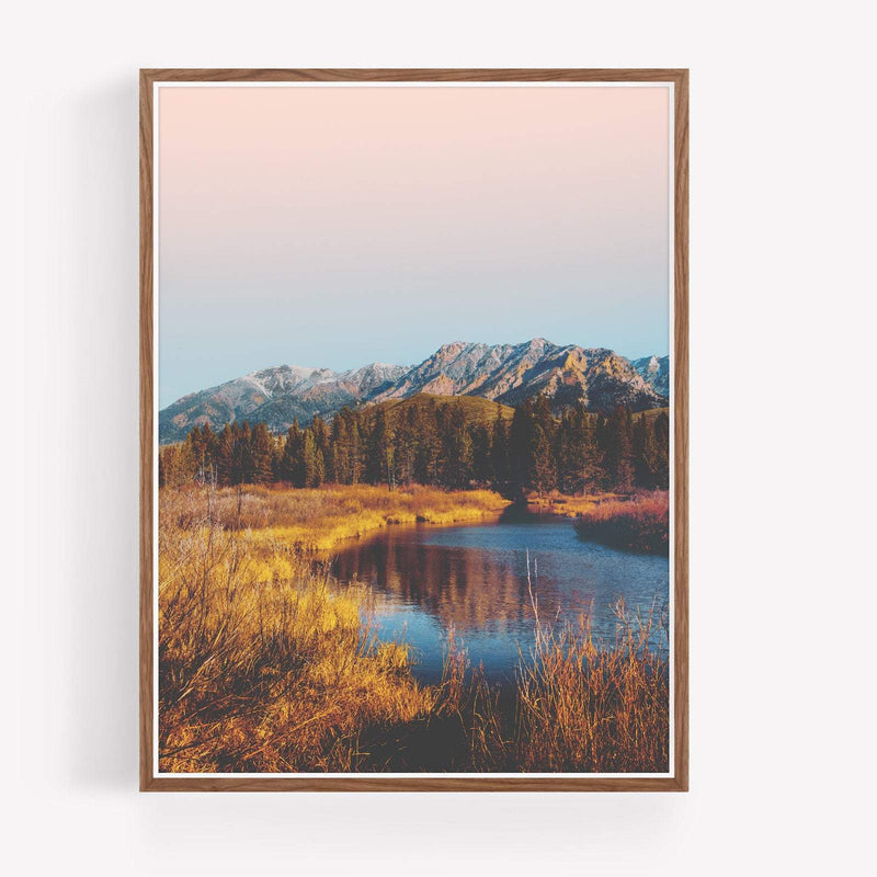 Landscape Photography Print