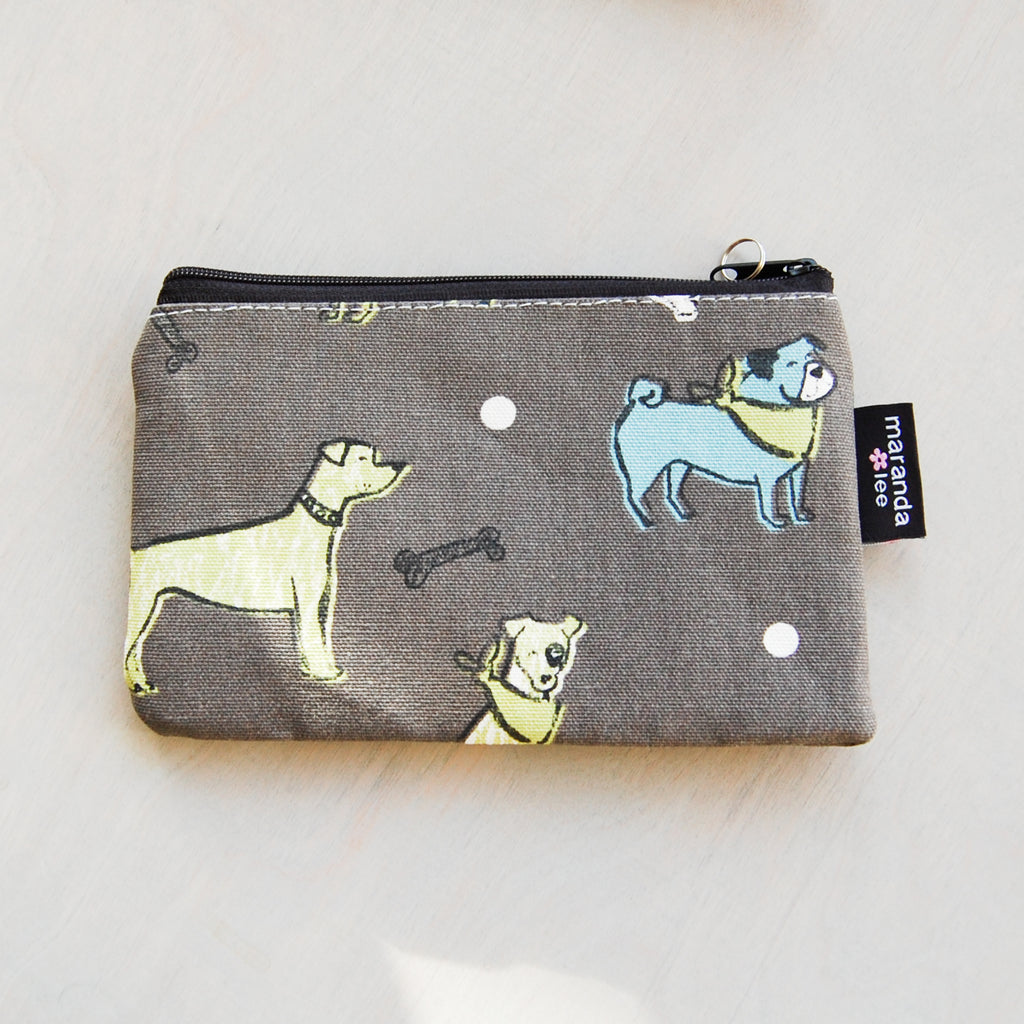 Twill Cell Phone Purse