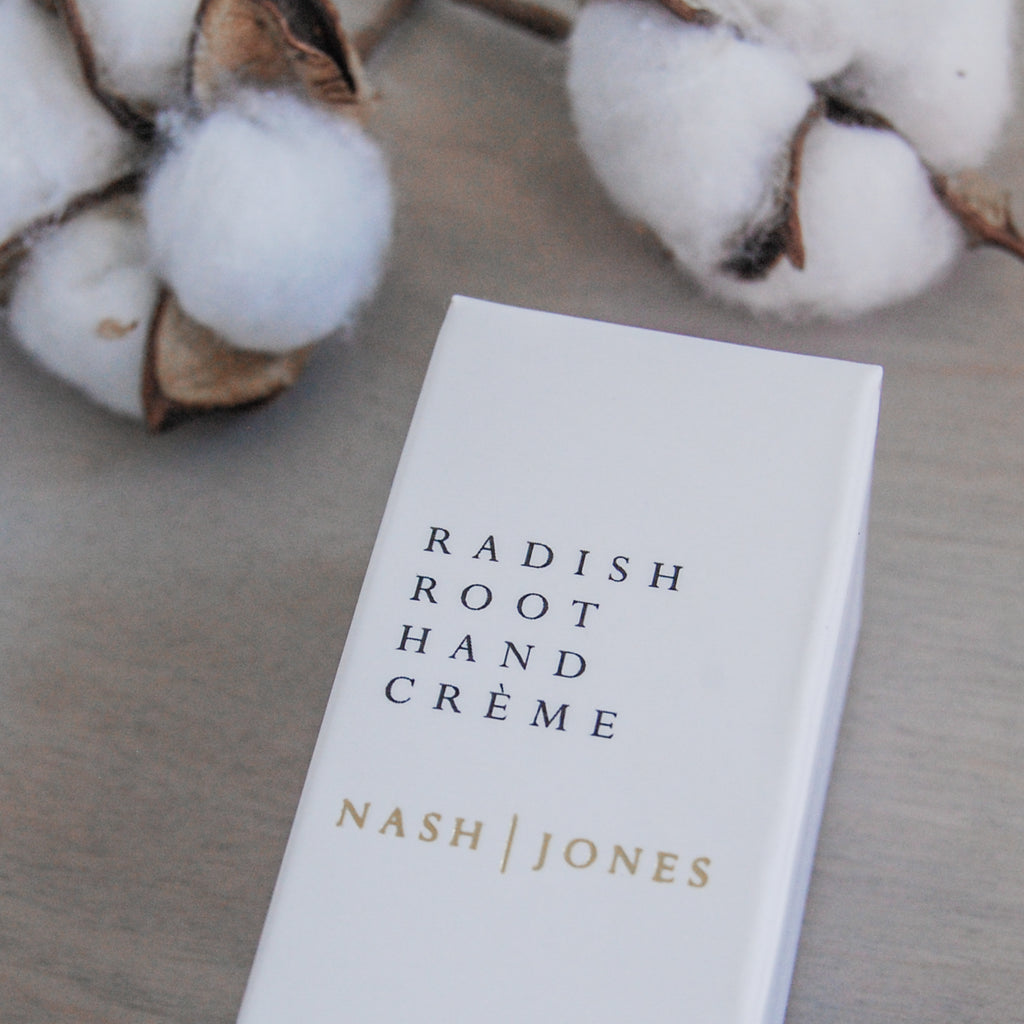Nash and Jones hand creme