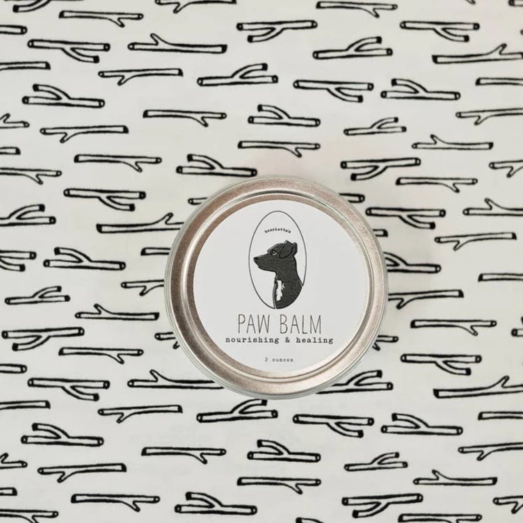 handmade. la conner paw balm for dogs