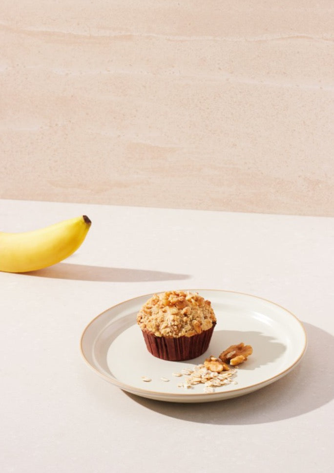 Banana Flaxseed Muffin
