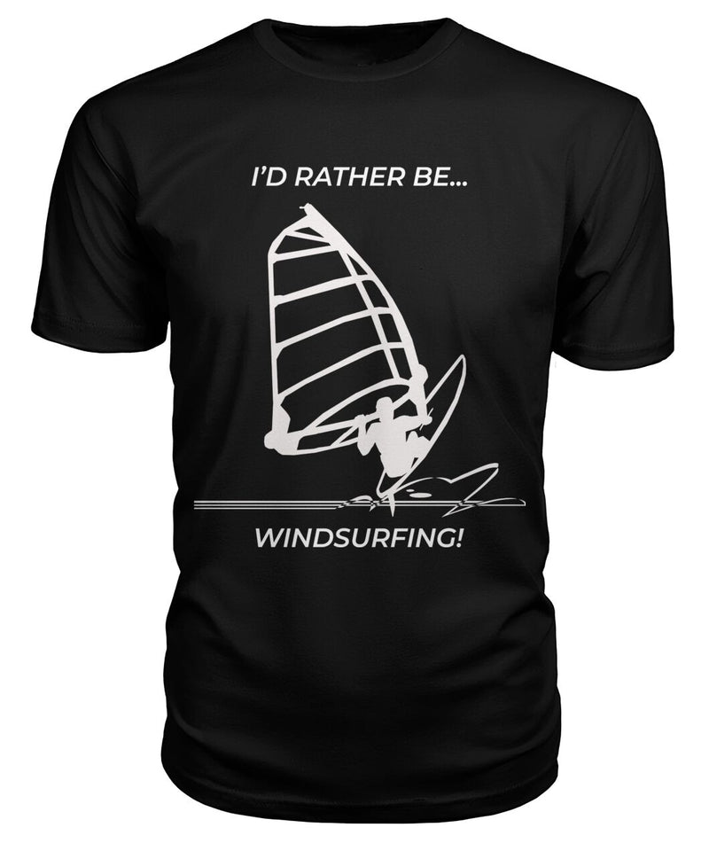 I'd Rather Be Windsurfing