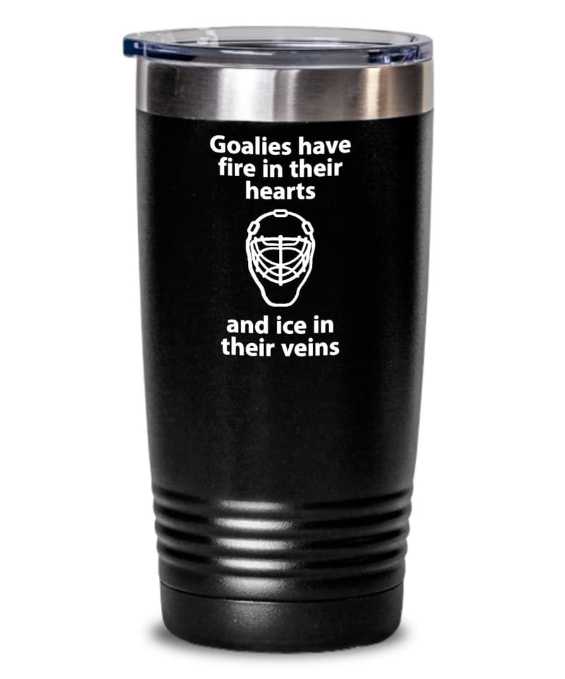 20 oz Tumbler for Goaltenders