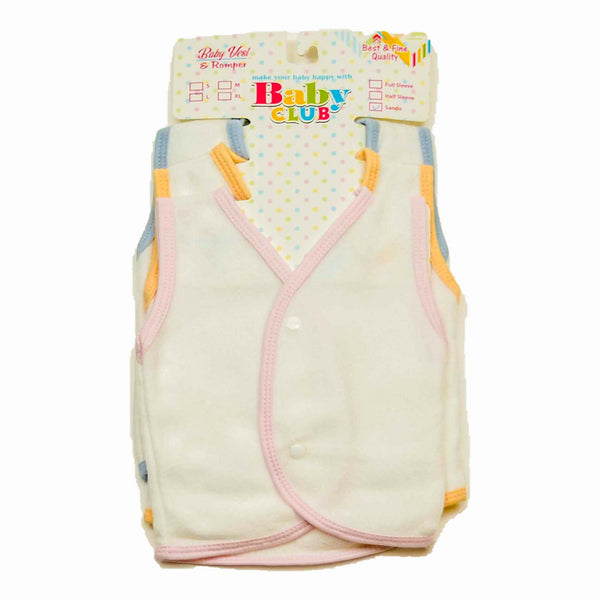 Infant Vest (Inners) Pack of 3 - LittleDofi