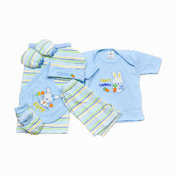 Newborn Baby/Baba Set 7 pcs - LittleDofi