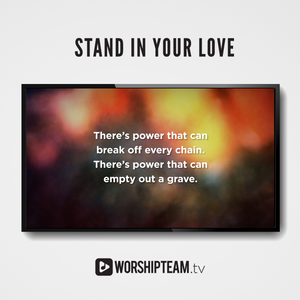 Stand in Your Love