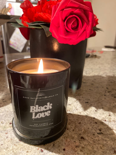 Why you need to burn a Good Day Scents candle