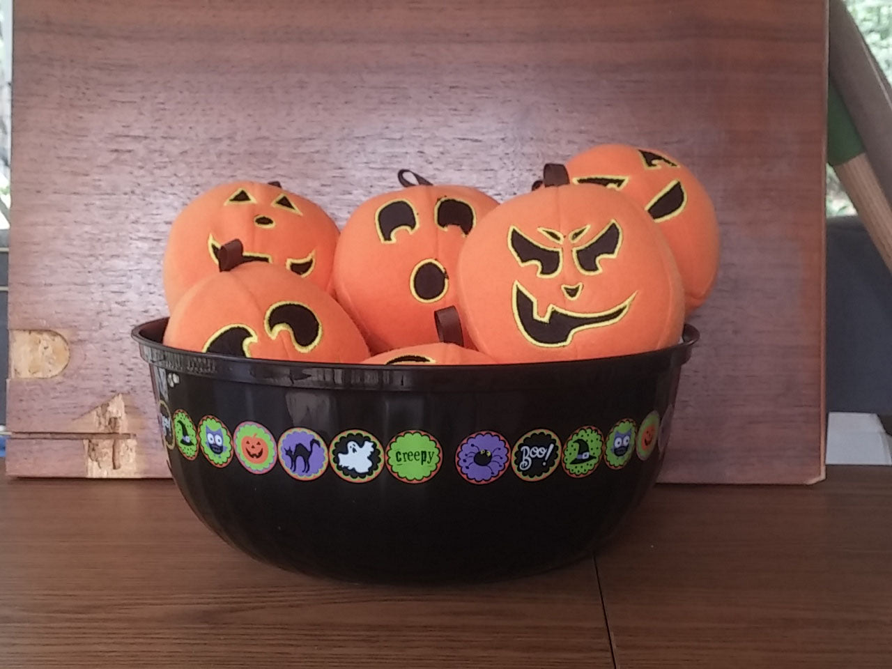 Pumpkin Ball Set 1
