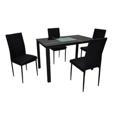 Load image into Gallery viewer, DATHAN 4-Seater Dining Set (5844329332899)