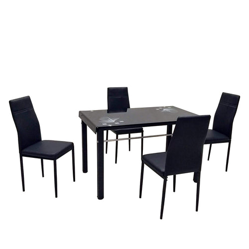 DRACY 4-seater Dining Set (5844362100899)
