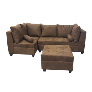 DRIXY L-Shape Sofa (5821918412963)