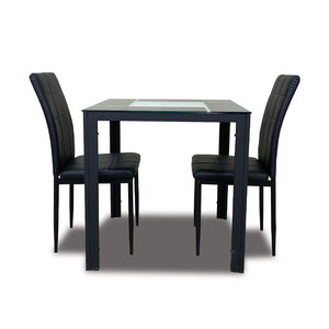 FRANCHESCA 2-Seater Dining Set (6829610401955)