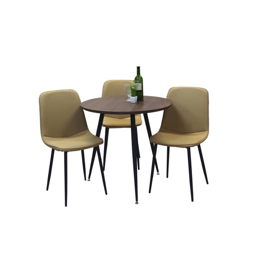 GRACE 3-Seater Dining Set (5571401154723)