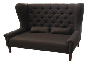 LUCKY BERRIES 2-Seater Sofa (5571386507427)