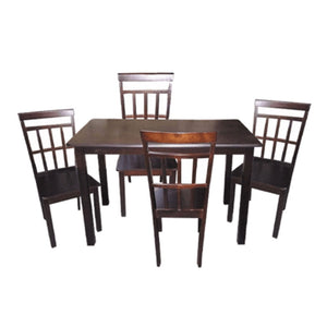 MERVILLE 4-Seater Dining Set (5571393978531)