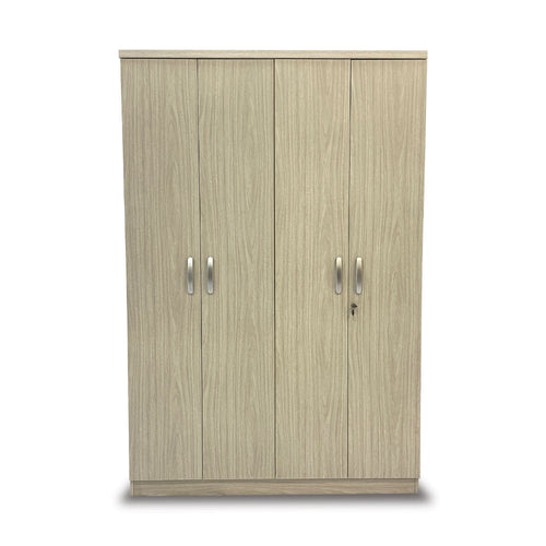 HEATHER 4-Door Wardrobe (6829660274851)