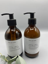 Load image into Gallery viewer, Wild Fig & Saffron Wash & Lotion