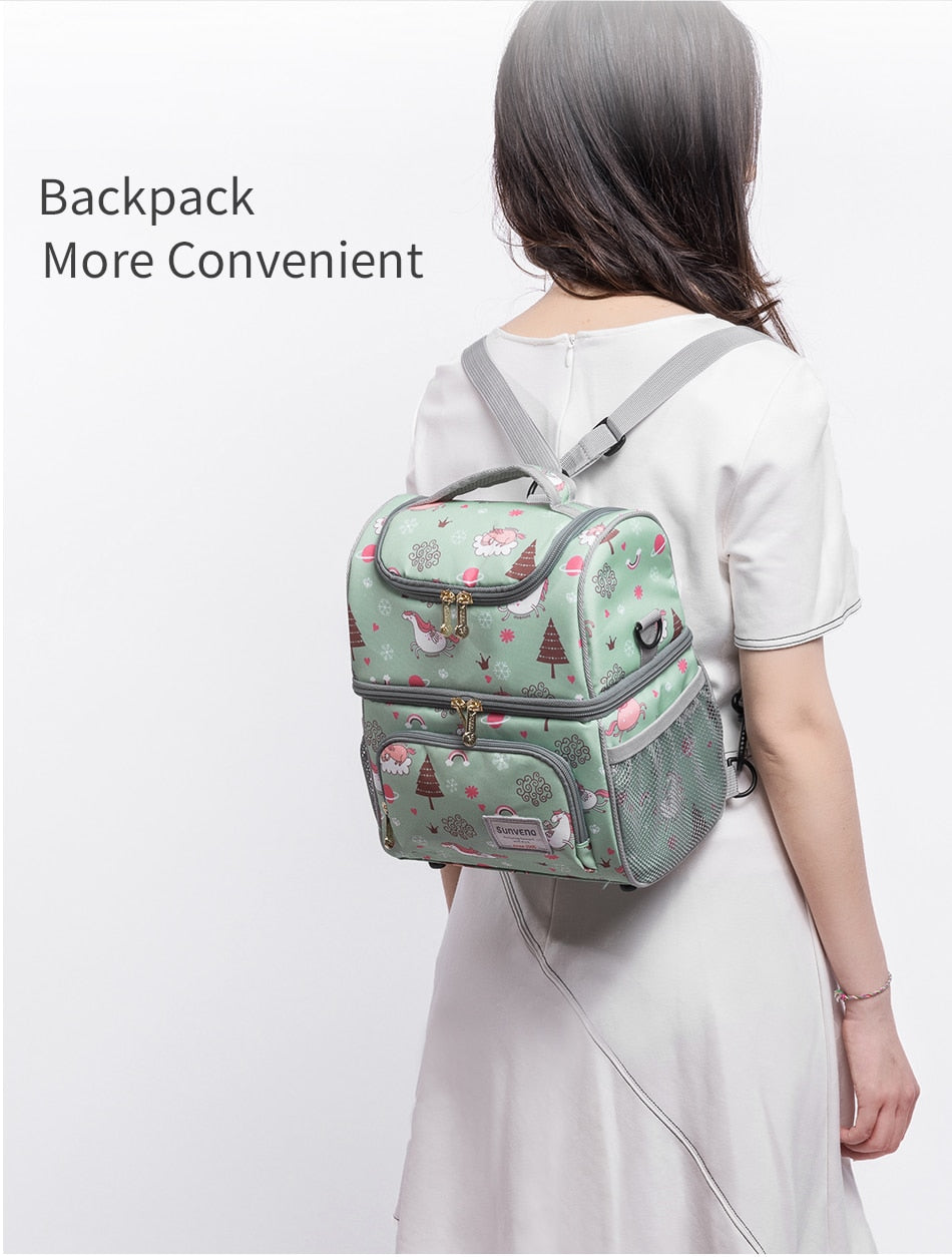 Nappy Bags for Baby Care