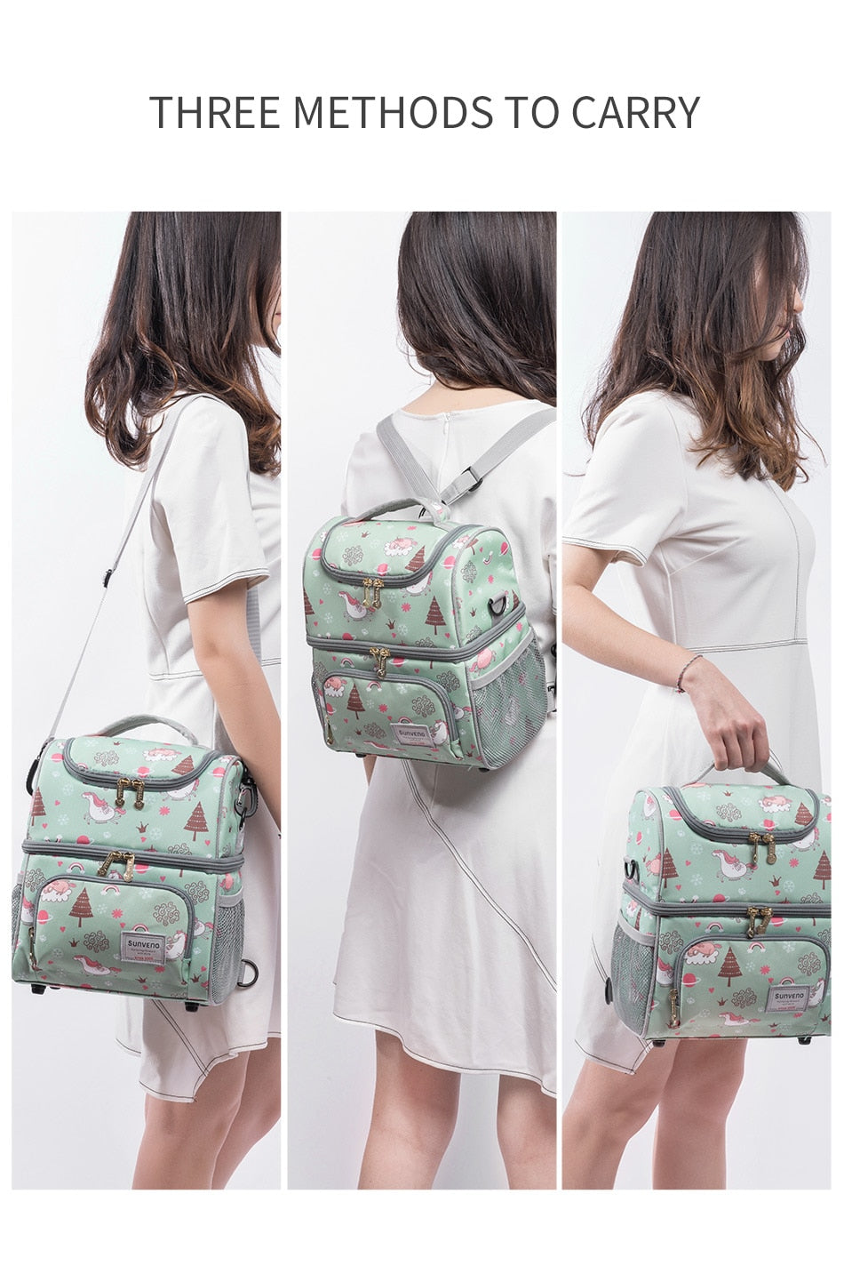 Multi-Function Nappy Bags for Baby Care