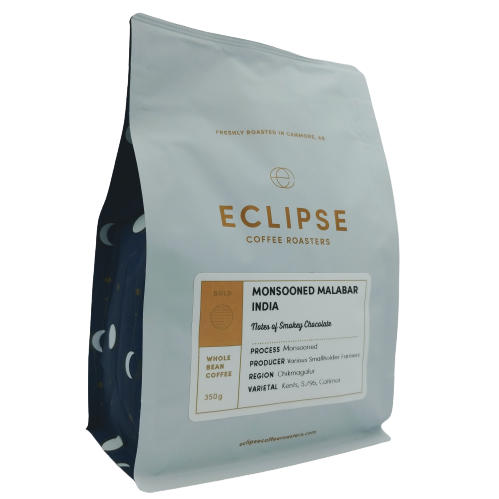 Eclipse Coffee Monsooned Malabar  - India