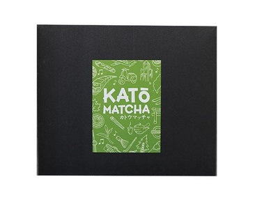 Genuine Tea Kato Matcha Gift Set