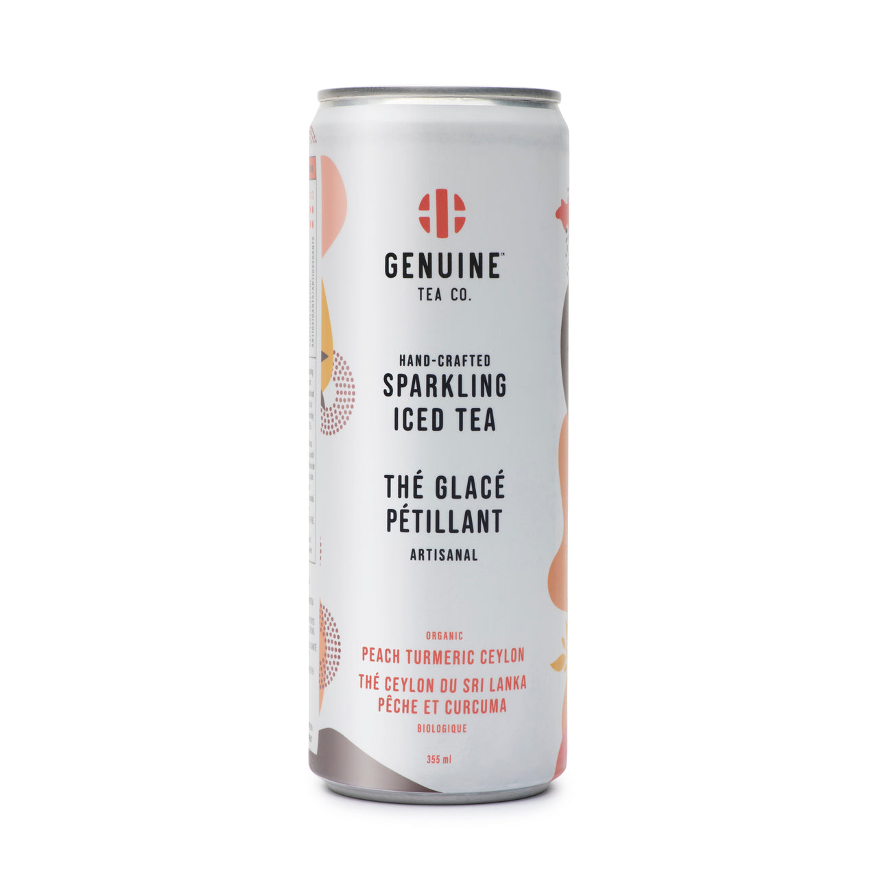 Genuine Tea - Sparkling Iced Tea