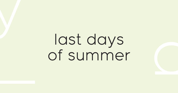lyd: last days of summer