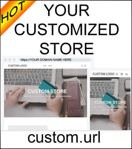 Customized Dropshipping Store for Sale
