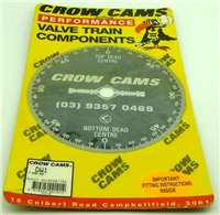 "Crow Cams Degree Wheel 8"" Diameter"