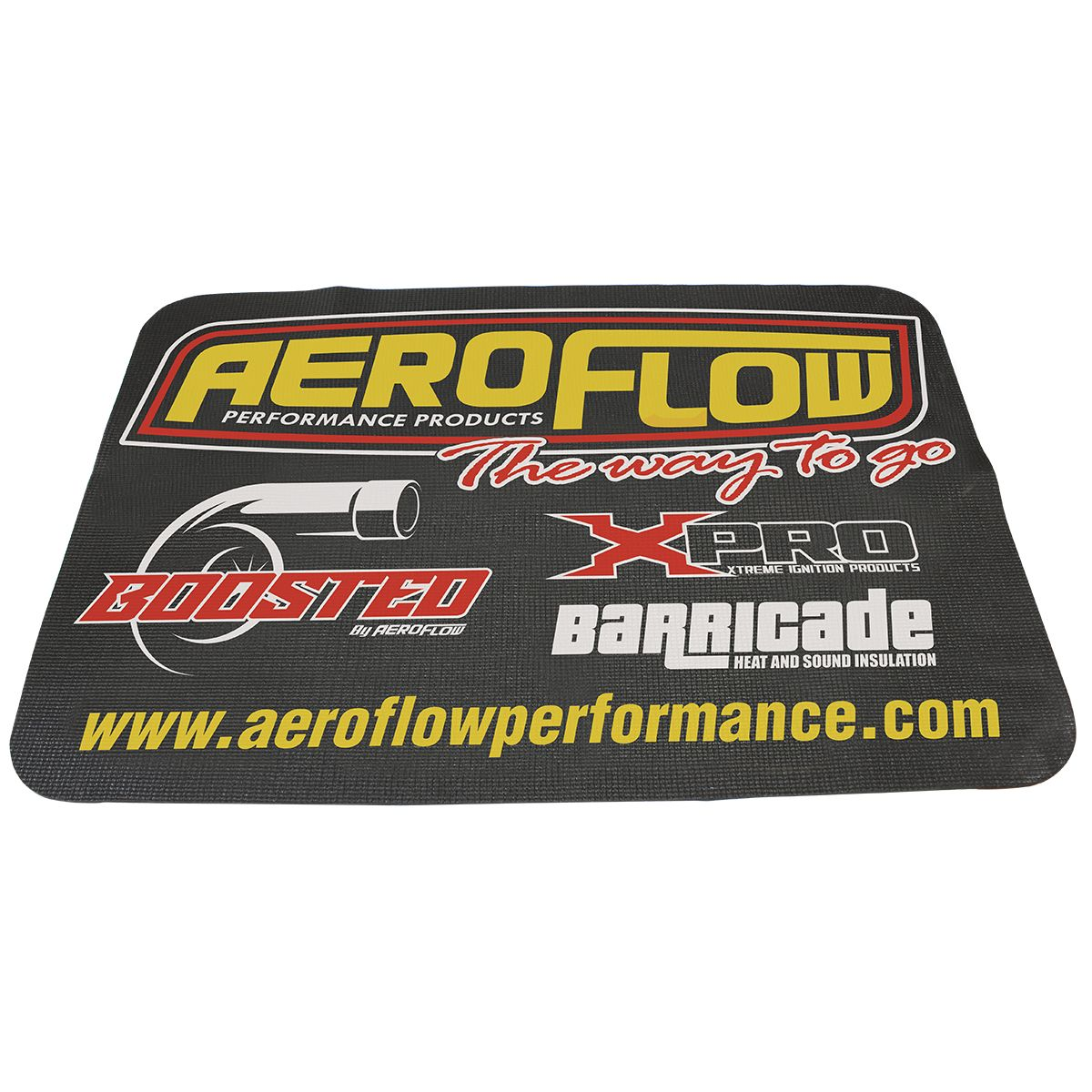 Aeroflow Front Guard Cover