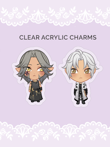 Urianger and Thancred