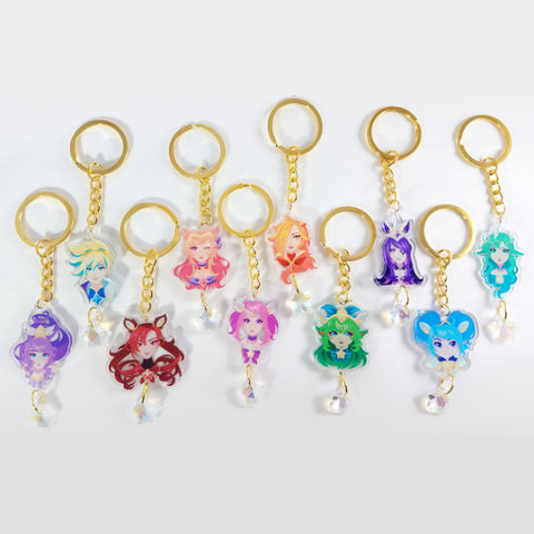 Mini Star Guardian Charms