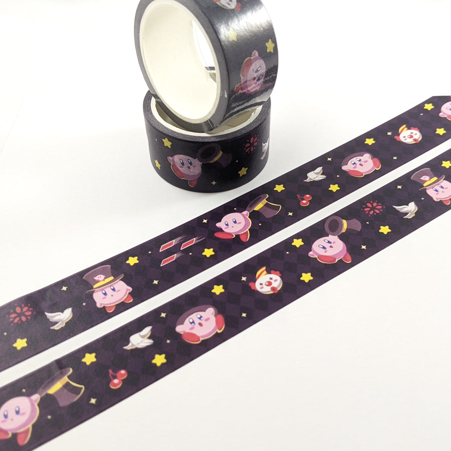 Kirby (Magic Ability) Washi Tape