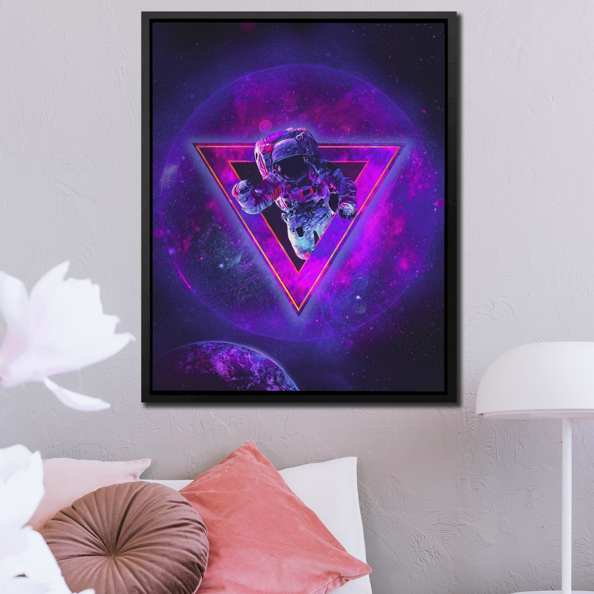 Amethyst Gateway - Thedopeart Canvas