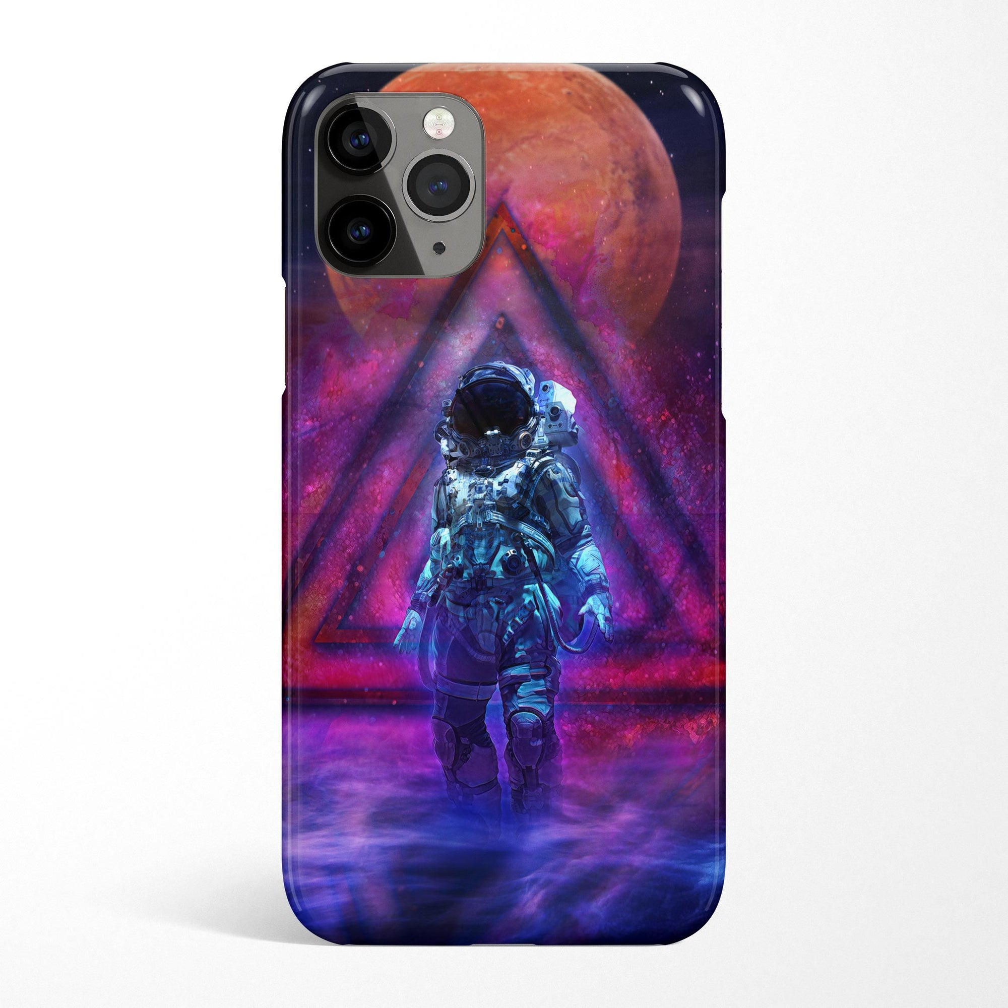 Cosmonaut Phone Case - Thedopeart Phone Cases 2