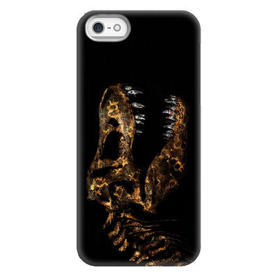 Cryptosaur Phone Case - Thedopeart