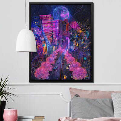 It Was All A Dream - Thedopeart Canvas