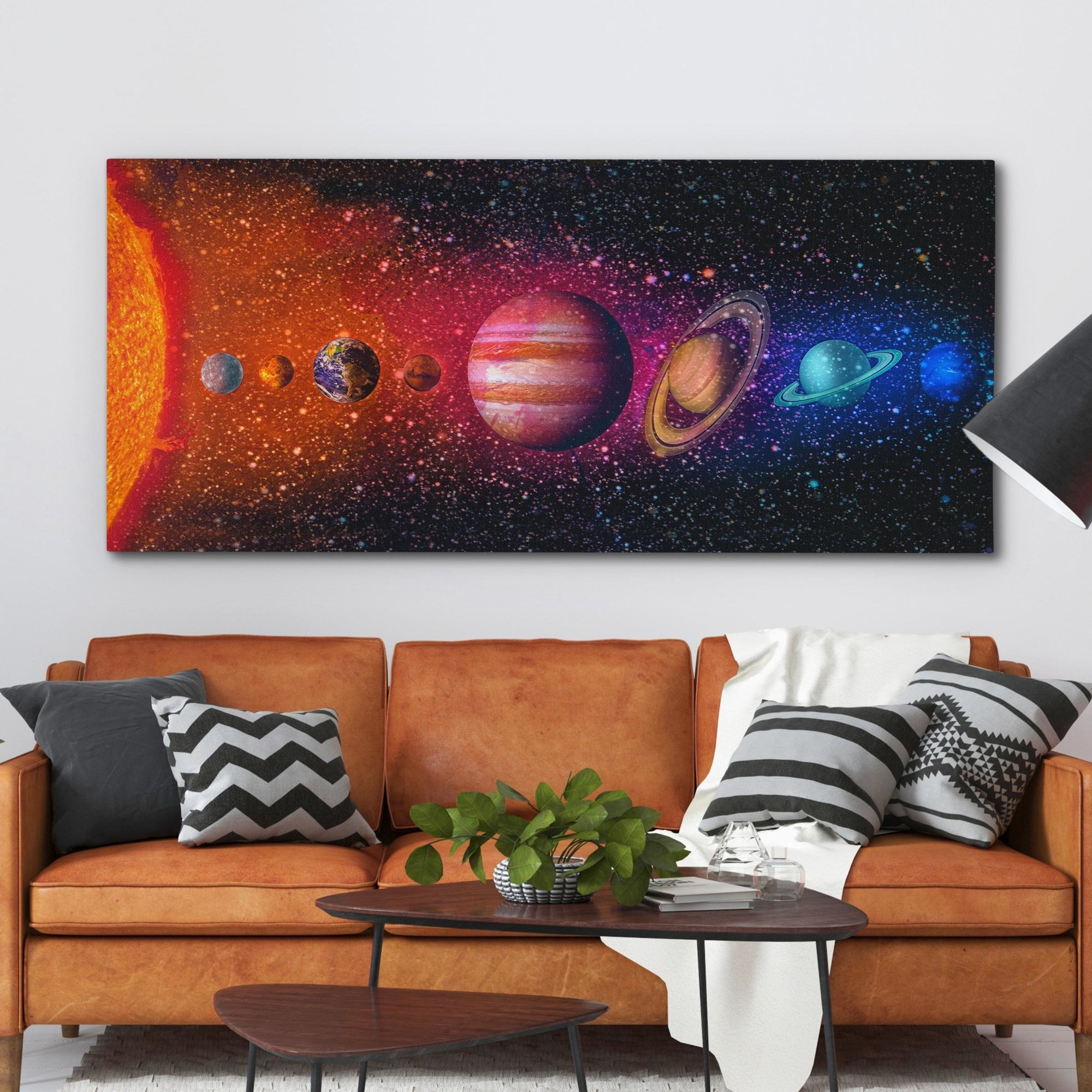 The Solar System - Thedopeart