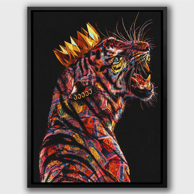 Tiger King - Thedopeart