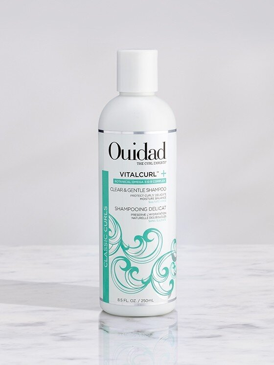 VitalCurl™+ Clear & Gentle Shampoo - 8.5 oz
