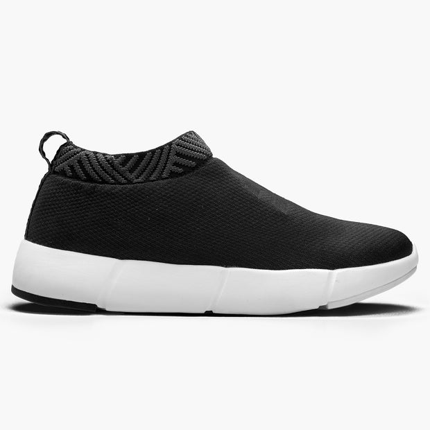 Women's Coffee Sneakers - Arctic Black