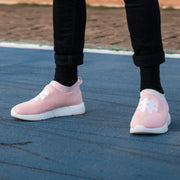 Men's Coffee Sneakers - Sweet Pink