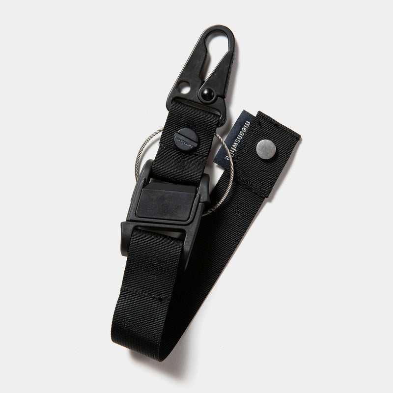 Utility Key Ring (Off Black) / MW-AC21106