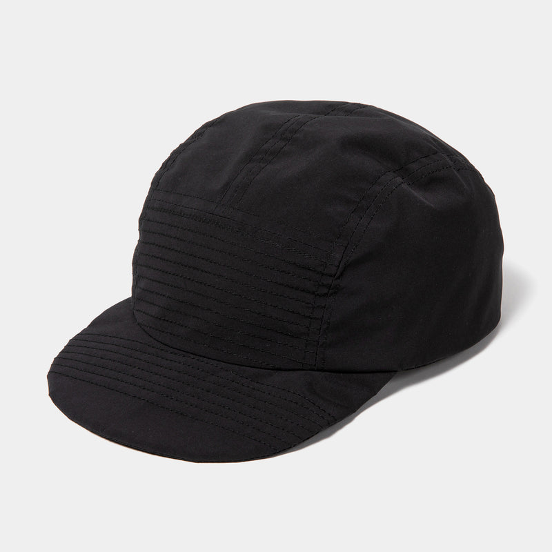 Water-repellent Jet Cap (Off Black)/MW-HT21102