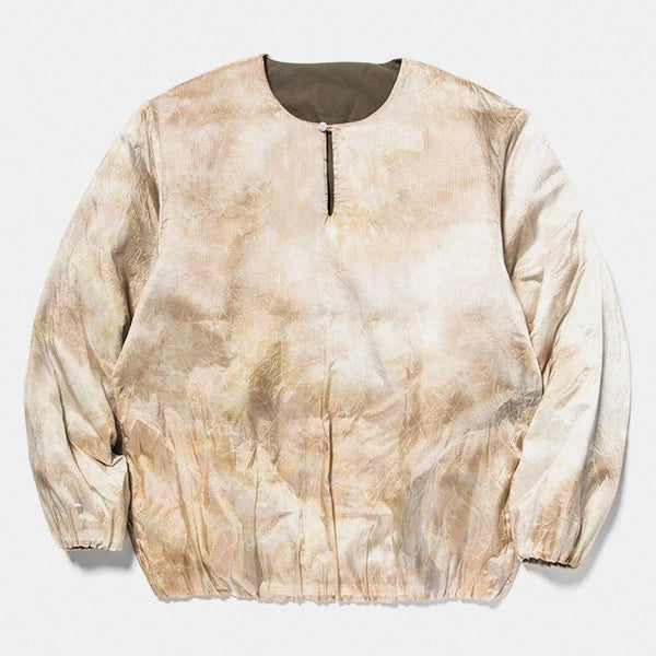 Dyed Camo Thinsulate™️ Pullover/L2 (Sand) / MW-SH19205