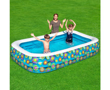 Load image into Gallery viewer, Molly Inflatable Rectangle Kids Flowers Play Pool